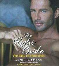 The Hunted: The Right Bride Bk. 3 by Jennifer Ryan (2014, CD, Unabridged)