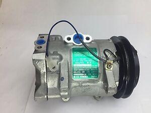Remanufactured Genuine A/C Compressor  Fits 1984-1986 Nissan 300ZX  W/WRTY.
