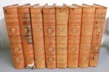 The Childrens Encyclopaedia complete set 1-8 - Arthur Mee - Acceptable - Leather