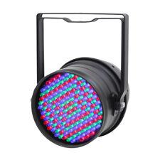 Equinox Black LED PAR 64 RGB DJ Stage Lighting PAR CAN Spotlight