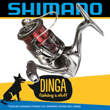 Shimano Stradic Ci4 3000 FB Spinning Fishing Reel