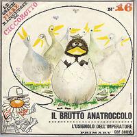 IL BRUTTO ANATROCCOLO - L'USIGNOLO DELL'IMPERATORE # CICCOBOTTO - n°16