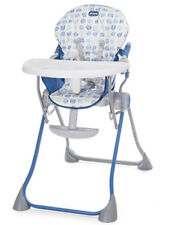 Baby Hochstuhl Chicco Pocket Meal BLUE (D)