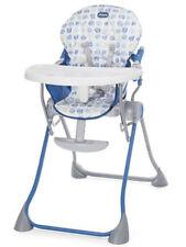 Baby Hochstuhl Chicco Pocket Meal BLUE (D)