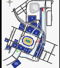 Parking pass only Lot H Baltimore Ravens vs Cleveland Browns 11/28/21