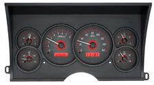 Dakota Digital 88 - 94 Chevy GMC Pickup Truck Analog Dash Gauges VHX-88C-PU-C-R