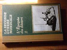 $$$ Livre Ed FamotLa Seconde Guerre MondialeL'Epopee du desert 2