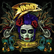 Tequila Suicide 0884860174329 by Sinner CD