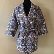 Maje Gimane Jacquard Coat, Size 1 (Small)