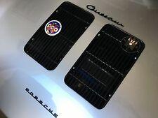Porsche 356/911/912 Black Outlaw Emblem (23.5cm/9.25in)/Logo/Badge/Script