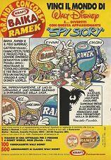 X2368 Kraft - Baika - Ramek - Pubblicità 1989 - Advertising