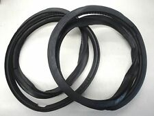 1949 1950 1951 49 50 51 FORD BUSINESS COUPE REAR QUARTER GLASS FLIP OUT SEALS