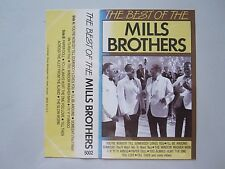 MILLS BROTHERS - THE BEST OF THE - AUDIO-cassette