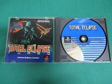 PlayStation -- TOTAL ECLIPSE -- PS1. JAPAN GAME. work fully. 15467