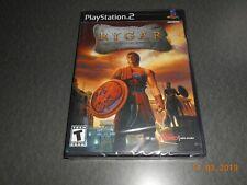 Rygar: The Legendary Adventure (Sony PlayStation 2, 2002)new & sealed