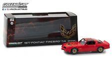 GreenLight 1/43 1977 Pontiac Firebird Trans Am - Firethorn Red 86330