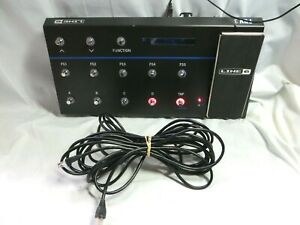 Line 6 FBV 3 Advanced Guitar Footswitch ⭐Good Working Condition⭐