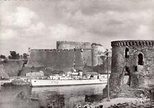 BREST 1437 le château-fort timbrée