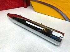 🔥OEM Harley 18-20 Softail Right Side Exhaust Slip On Chrome Heat Shield🔥