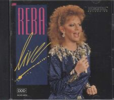 Reba McEntire Live ~ Contemporary Country ~ CD ~ Used VG