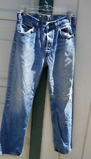 """Vintage Men'S 501 (Post-Red-Line) Jeans Pants Size 33""""W X 32""""L Made In The Usa"""