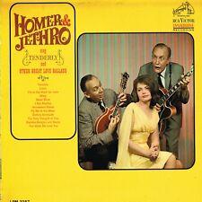 HOMER & JETHRO tenderly & other great love ballads US RCA LP LPM-3357_orig 1965