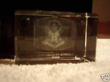 A/B 100 million barrels award new in box 2001 PAPERWEIGHT