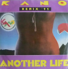 "7"" 1991 REMIX ! KANO : Another Life // MINT-? \"