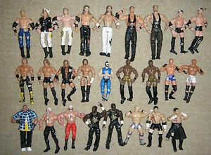 TNA MARVEL WRESTLING ACTION FIGURE ELITE DELUXE BASIC WWE FIGURINE SUPERSTARS