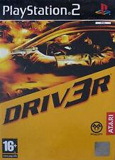 Driver 3 (DRIV3R) (Sony PlayStation 2, 2004)