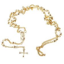 Gold Layered Universal Rosary - Style2