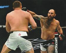 TRAVIS BROWNE SIGNED AUTO'D 8X10 PHOTO MMA UFC 200 181 FIGHT NIGHT VS MITRIONE A