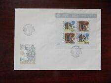 "Fdc env. Portugal "" monuments "" Europa 78"