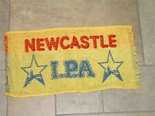 Newcastle I.P.A Bar towel New Frayed sides
