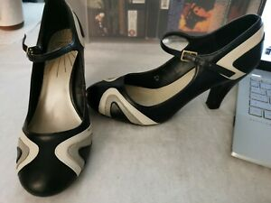 Marks & Spencer Limited Collection Mary Jane High Heels, UK6.5