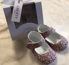 EDGEHILL Collection LIBERTY PREWALKERS mary jane booties NEW 3/6 Months~NEW~