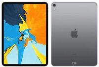"""Gel Silikon Schutz Tasche Hülle Bumper Transparent für Apple iPad Pro (11"""")"""