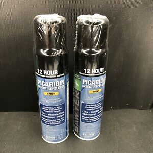 2X Sawyer Products Sp574 Picaridin Insect Repellent Aerosol Spray, 4-Oz