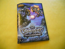 WoW TCG-WORLD OF WARCRAFT-SCOURGEWAR-ICECROWN-EPIC COLLECTION MANUAL