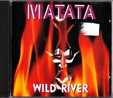 MATATA -Wild River CD -1994 -African Funk/Soul