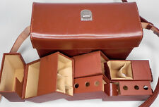 Brown Benser Combi Case for Leica #1 ............. Minty