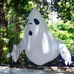 PVC Inflatable Animated Ghost Air Blown Mold Outdoor Halloween Party Decoration