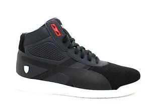 New PUMA Ferrari Podio TD SF High Top Men's Shoes Fashion Sneakers 8 9 10 11 12