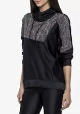 Koral Oblivion Energy Pullover Black Medium M Nwot $210 Moral By Ilana Kugel
