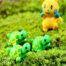 Fd2147 Turtle Miniature Dollhouse Garden Craft Fairy Bonsai Plant Decor ~1Pc~