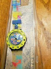 NEW Swatch Scuba 200 Swiss Watch