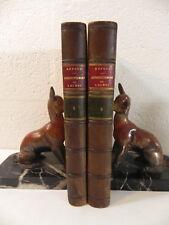DUFOUR Dictionnaire historique indre et loire 2e arrondissement Loches EO 1812