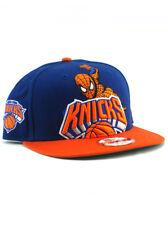 New Era NBA New York NY Knicks 9fifty Snapback Hat Spider-Man Marvel Adjustable