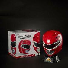 Power Rangers Lightning Collection Premium Red Ranger Helmet Prop Replica
