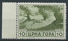 1943 MONTENEGRO IL SERTO 10 CENT MNH ** - ED678